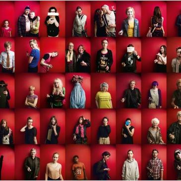 """Signe Christine Urdal, Installation """"I AM"""", 2011"""